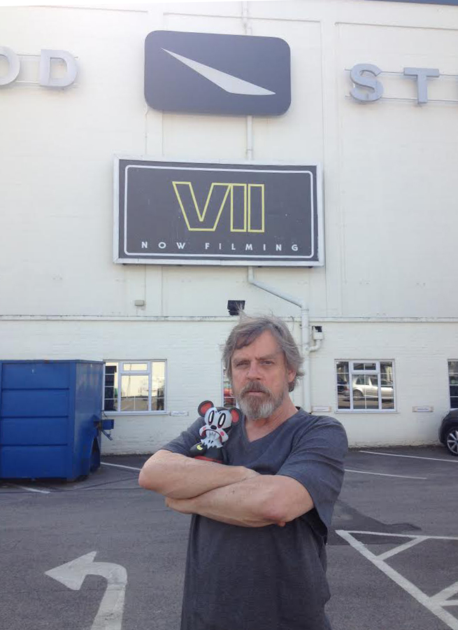 Mark Hamill Star Wars: Episode VII