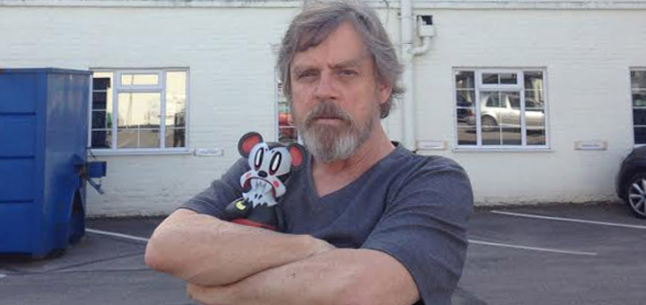 Star Wars: Episode VII: Mark Hamill Reveals Luke Skywalker's New Look