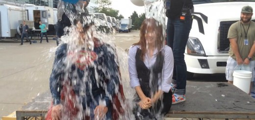 Video thumbnail for vimeo video Superman and Lois Lane Take the ALS Ice Bucket Challenge! - Movienewz.com