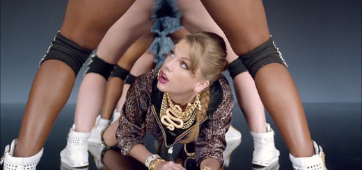 Taylor Swift Shake It Off music video