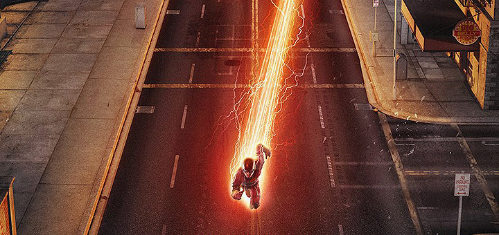 New Poster for CW's The Flash