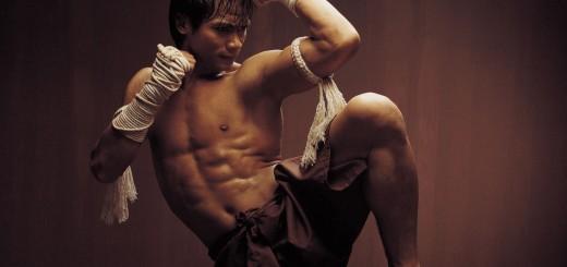 Tony Jaa Kickboxer