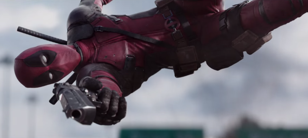 Deadpool Trailer is Here!