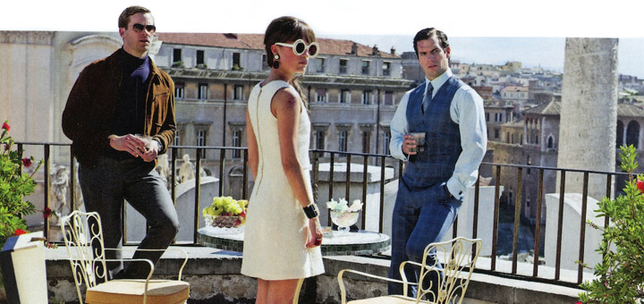 First Official Photo From Guy Ritchie's The Man From U.N.C.L.E.
