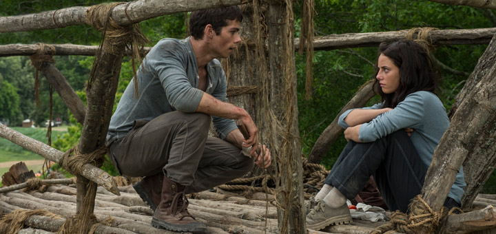 Watch Five Clips From The Maze Runner