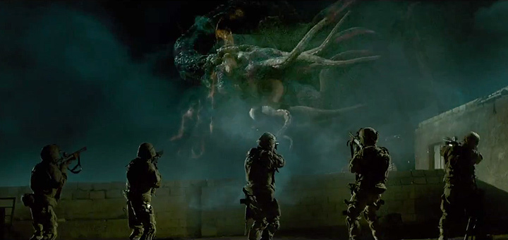 Monsters: Dark Continent Trailer 2 Hits