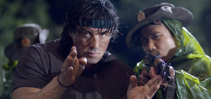 Sylvester Stallone Plans Rambo: Last Blood