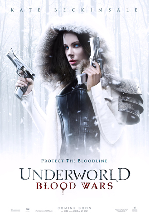 Underworld 5 movie poster