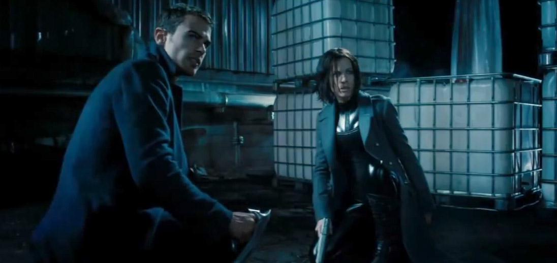 Divergent's Theo James to Headline Underworld 5 ...