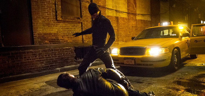 Watch the Trailer for Marvel's Daredevil