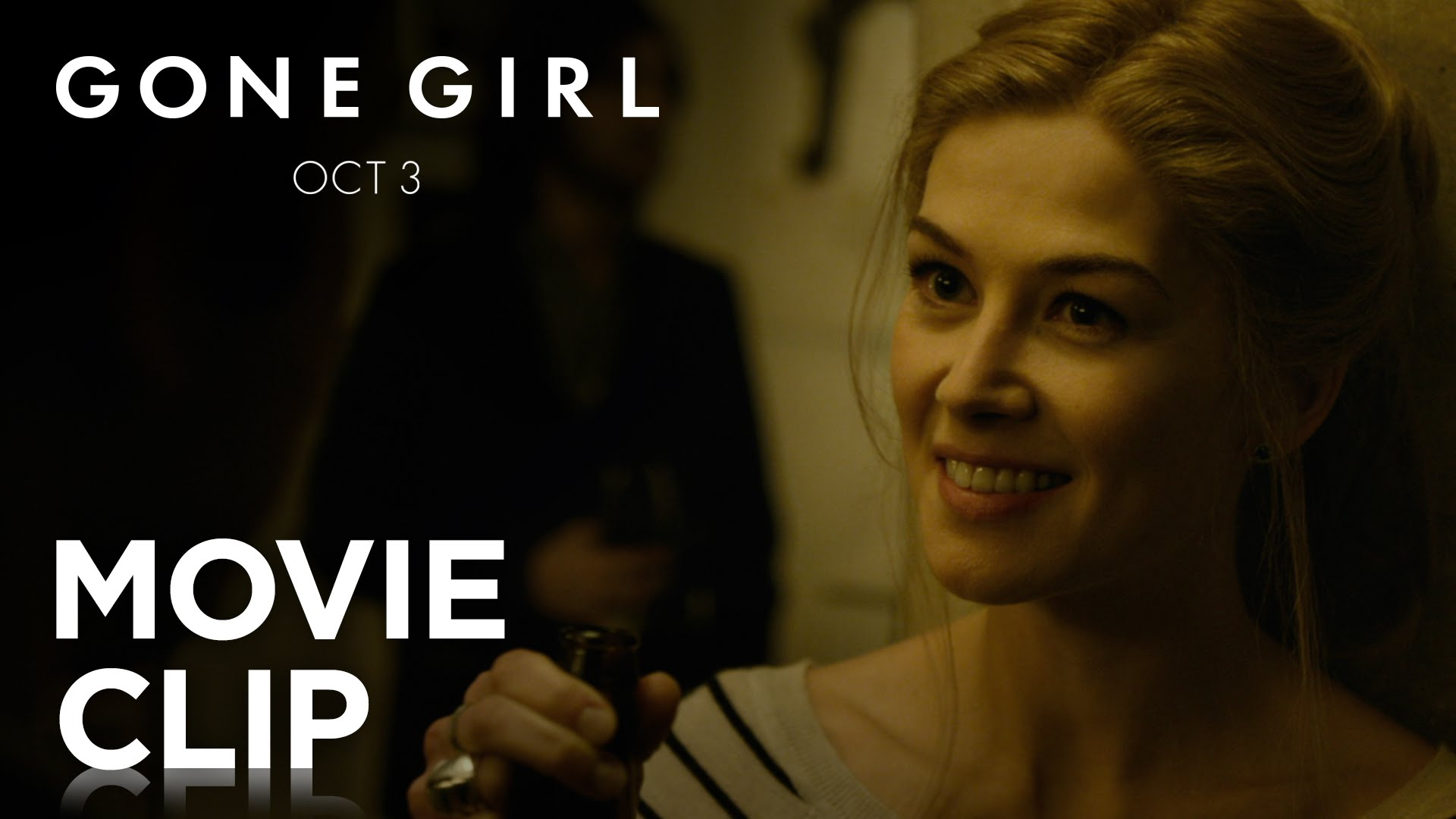 Watch Three Clips From Gone Girl