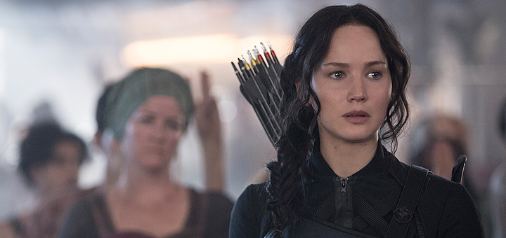 Final Trailer for The Hunger Games: Mockingjay – Part 1