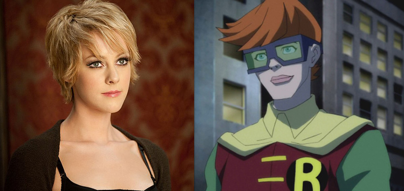 Jena Malone Joins Batman v Superman as Female Robin?