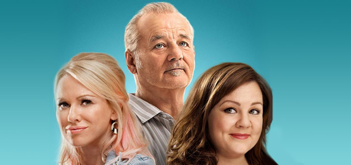 Watch the St. Vincent Trailer, Starring Bill Murray and Melissa McCarthy