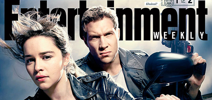 Terminator: Genisys Lands on the Cover of Entertainment Weekly