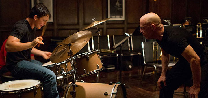 Trailer for Teacher-Student Drama 'Whiplash'