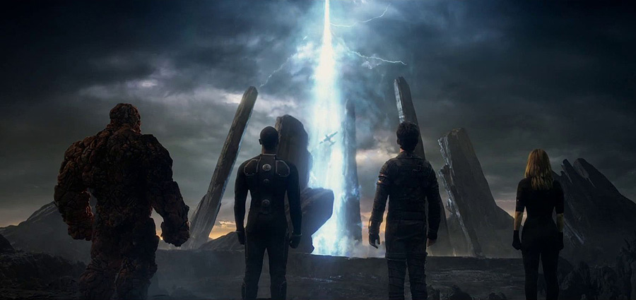 fantastic 4 reboot trailer and poster are here