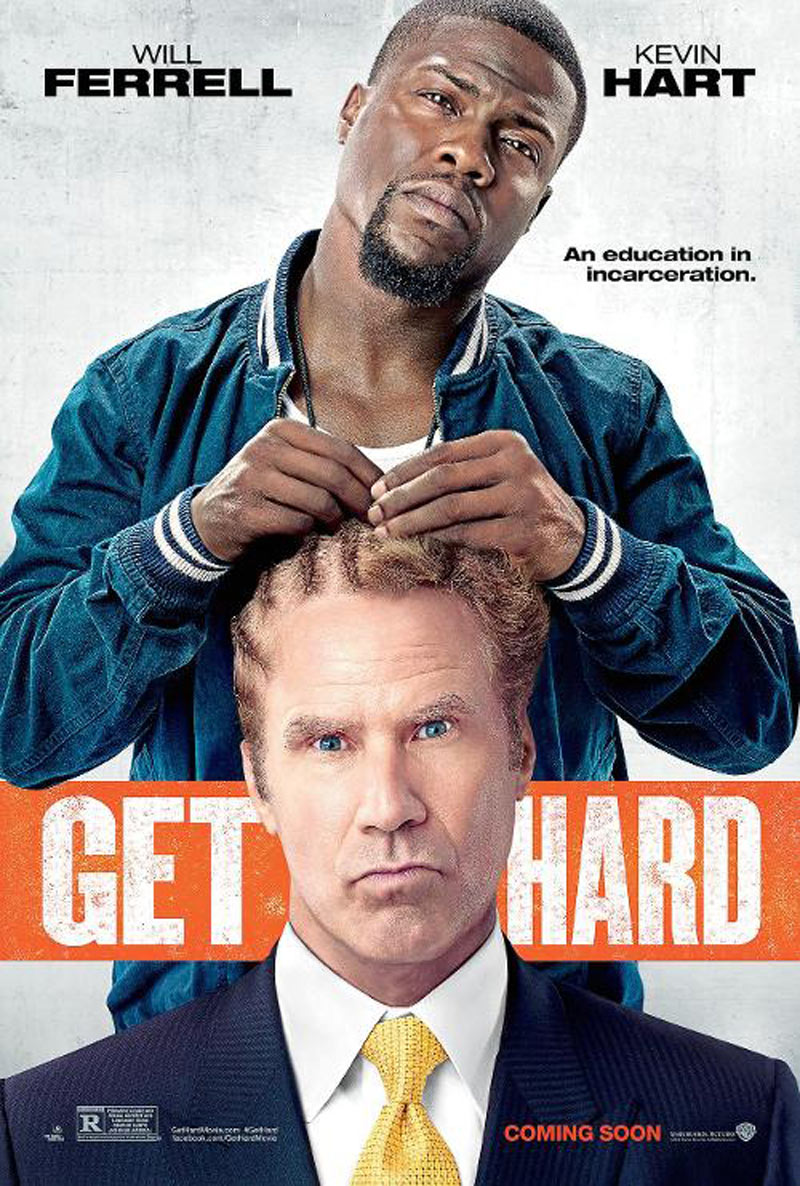 Movie Posters for Get Hard, Home, The Boy Next Door and More