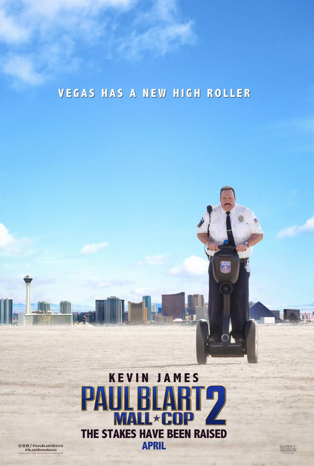 Posters for Paul Blart: Mall Cop 2, Top Five, Pitch Perfect 2, Popeye, SpongeBob 2 and More