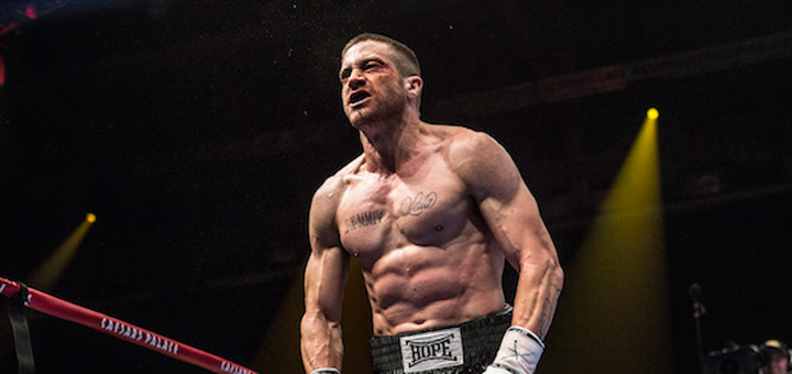 Trailer for the Boxing Drama Southpaw