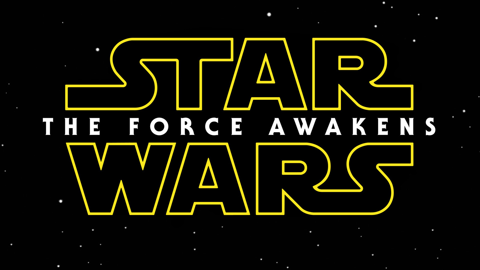 Star Wars: The Force Awakens Teaser Trailer Theater List