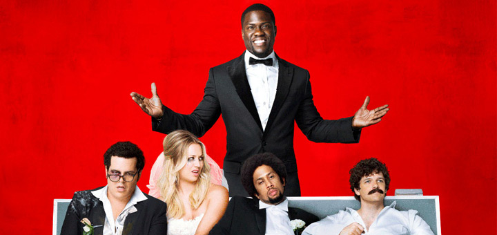 First Poster for The Wedding Ringer With Kevin Hart and Josh Gad