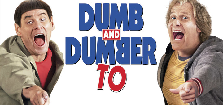Dumb and Dumber To Blu-ray, DVD Details