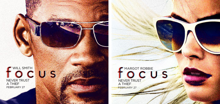 New Character Posters for Focus