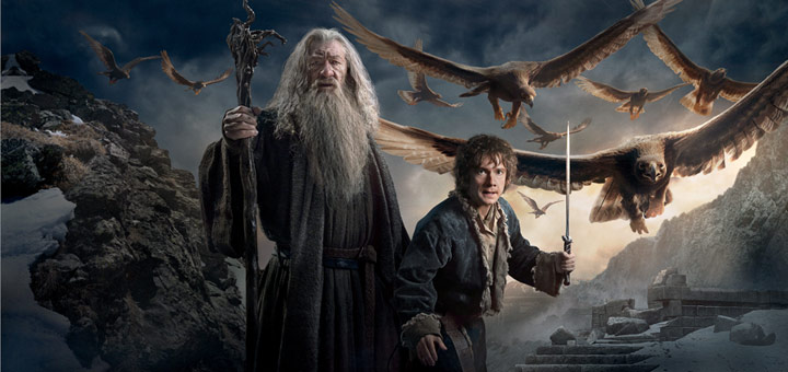Six Clips From The Hobbit: The Battle of the Five Armies