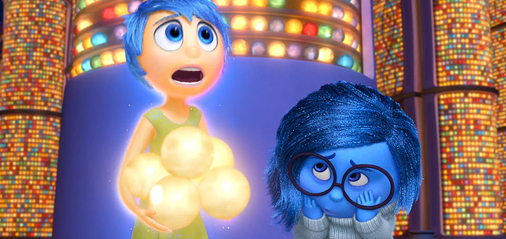 Watch the Full Trailer for Disney Pixar's Inside Out