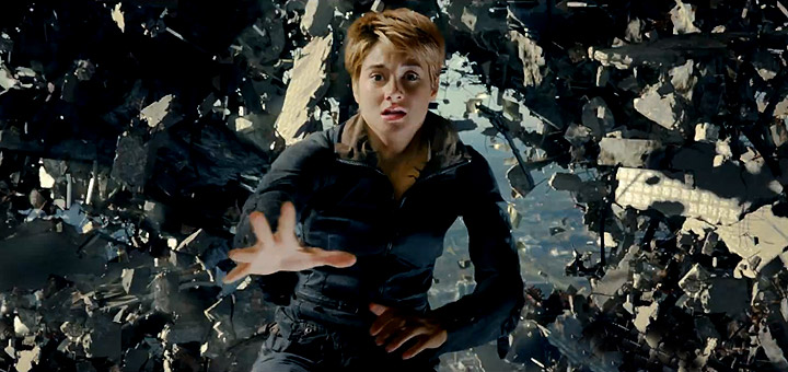 Super Bowl Spot and New Poster for Insurgent