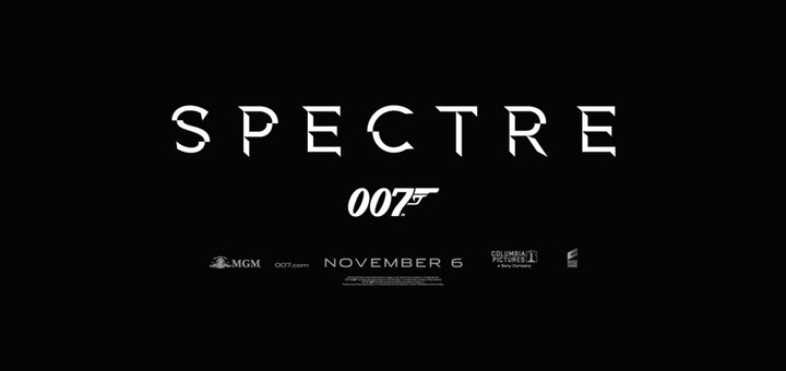 James Bond to Return in 'Spectre'