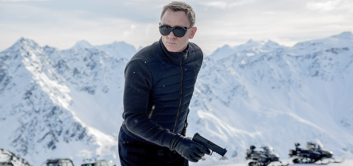 First Look at 007 SPECTRE