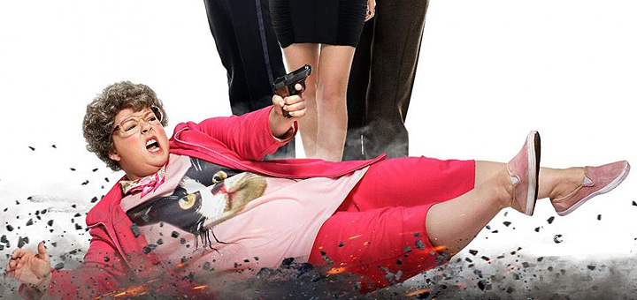 Spy Red Band Trailer and Poster Debut