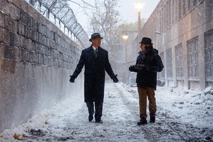 First Look: Tom Hanks in Steven Spielberg's Cold War Thriller