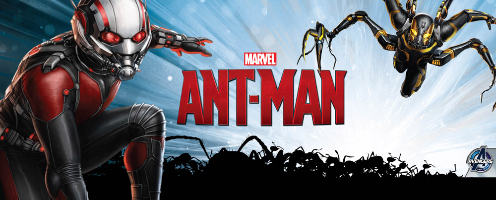 New Photos from Marvel's Ant-Man