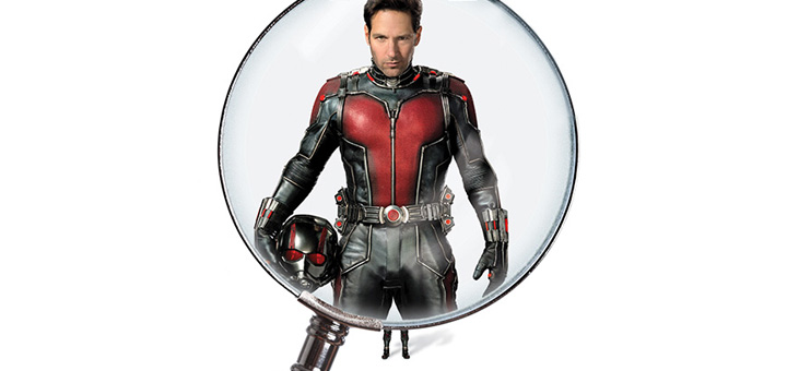 Ant-Man Movie Poster and EW Cover Debut
