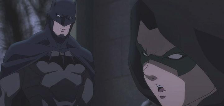 Batman vs. Robin Trailer Debuts