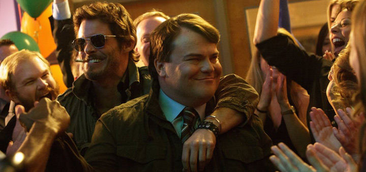 The D Train Trailer, Starring Jack Black and James Marsden