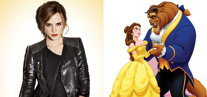 Emma Watson to Star in Disney's Live-Action Beauty and the Beast