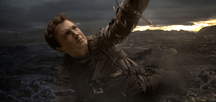 Fantastic Four Hi-Res VFX Images