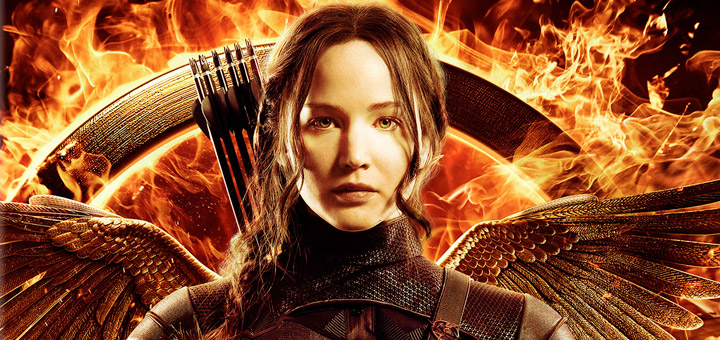 The Hunger Games: Mockingjay – Part 1 Blu-ray and DVD Details