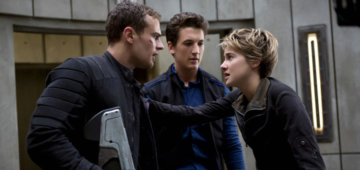 New Photos From The Divergent Series: Insurgent