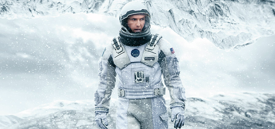 Interstellar Blu-ray and DVD Details