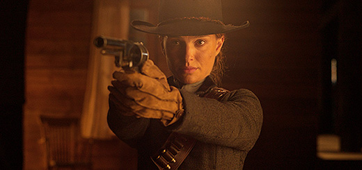 First Photos of Natalie Portman in Jane Got a Gun