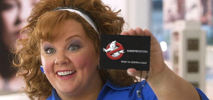 Ghostbusters Reboot Targets Melissa McCarthy