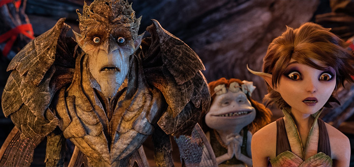 Strange Magic DVD Details