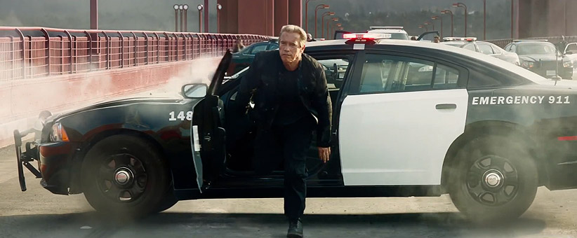 Super Bowl Spot and New Poster for Terminator Genisys
