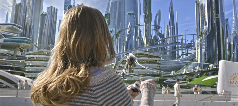 Tomorrowland Super Bowl Spot Tease