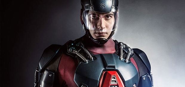 First Look Photo: Brandon Routh as The Atom